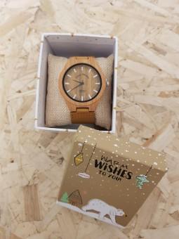 Conjunto reloj más caja
