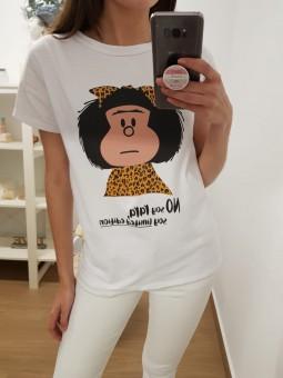 Camiseta Mafalda edición...
