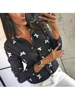 Camisa mariposas
