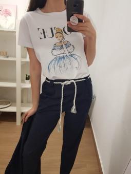 Camiseta vogue cenicienta