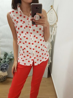 Camisa frutitas