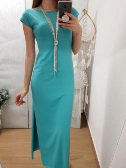 Conjunto vestido largo...