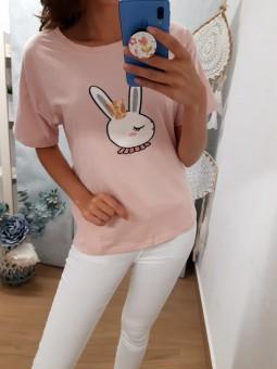 Camiseta conejito princess