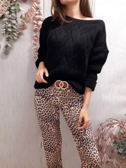 Pantalón/mono leopardo...