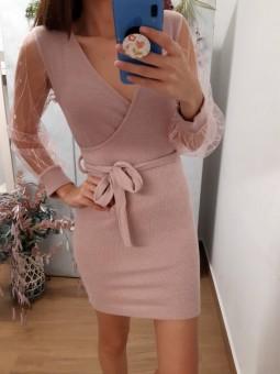 Vestido Lyon new rosa...