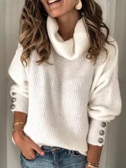 Suéter Natalia botones...