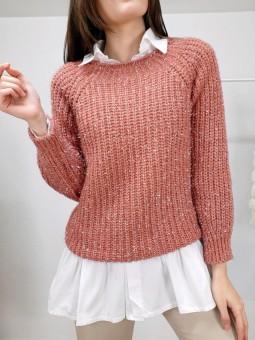 Suéter lana brilli caldera...