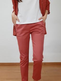 Pantalón caldera de tela (V01)
