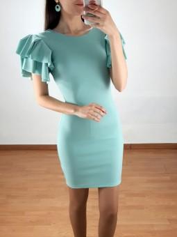 Vestido Isabella aguamar...
