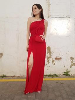 Vestido rojo valentino...