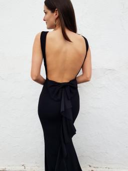 Vestido negro Elsa (M16)