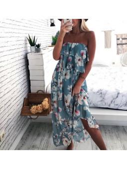 Vestido flores Ninette