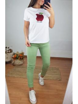 Pantalón verde (H6773)