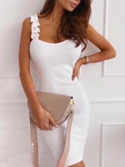 Vestido blanco Venecia...