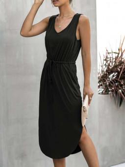 Vestido negro Miranda...