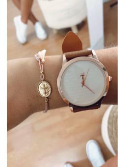 Conjunto reloj cadena camel...