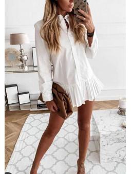 Vestido/Camisa blanca...