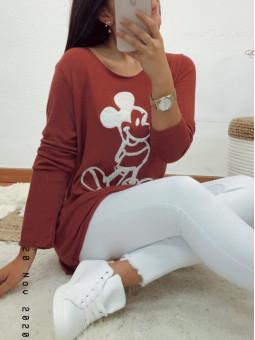 Suéter caldera Mickey...