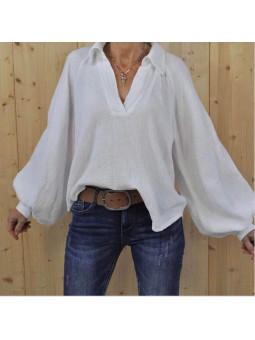 Camisa blanca Alice