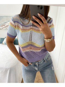 Top crochet Sunny...