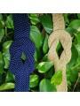 Cinturón cordón seda