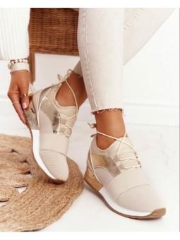 Zapatillas beige future New...