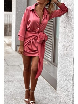 Vestido anudado  Denisse
